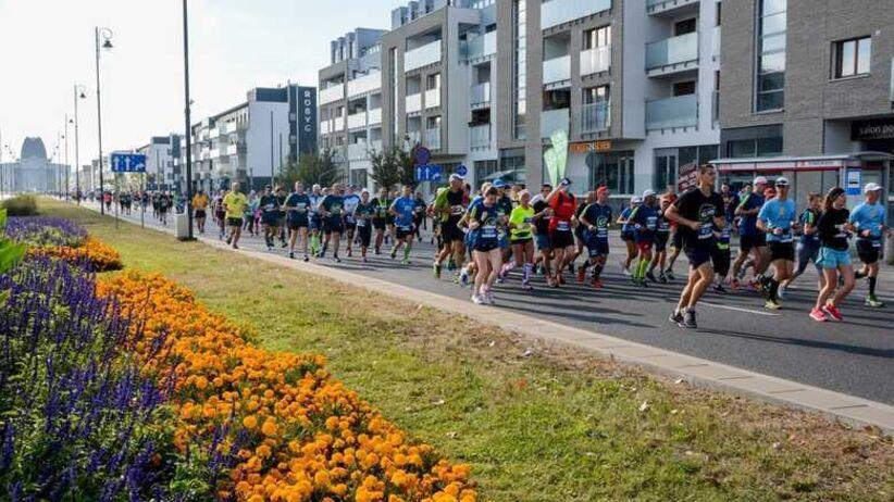 Maraton Warszawski 2019 - TRASA, zapisy, pakiet startowy, data