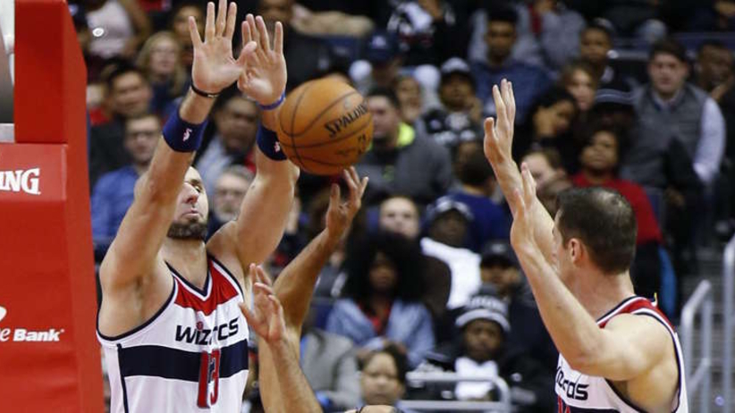 NBA: niewielki wkład Gortata, Wizards pokonali Detroit Pistons