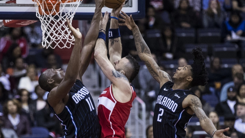 NBA: dobry mecz Gortata, Wizards pokonali Orlando Magic