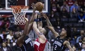 NBA: dobry mecz Gortata, Wizards pokonali Orlando Magic