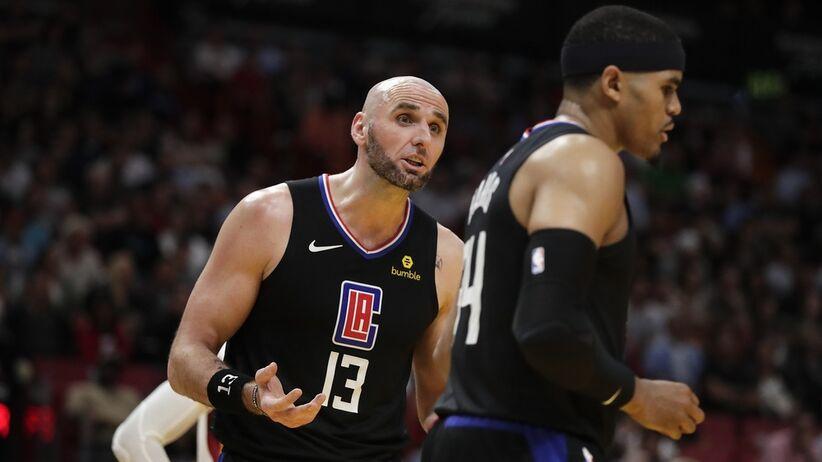 Marcin Gortat skomentował swoje odejście z LA CLippers