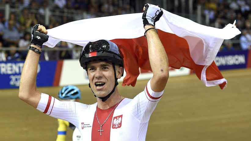 Wojciech Pszczolarski mistrzem Europy