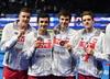 ME w pływaniu: Brązowy medal męskiej sztafety