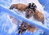 Michael Phelps na igrzyskach w Rio