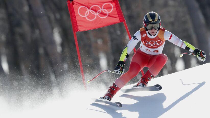 Maryna Gąsienica-Daniel na igrzyskach
