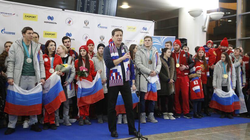 Rosyjscy olimpijczycy