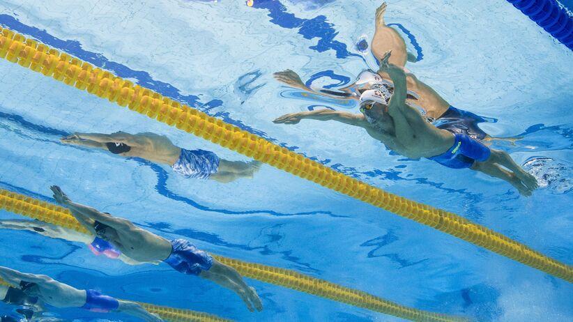 MŚ w pływaniu: Srebrny medal Wojdaka i rekord Polski na 800 m st. dowolnym [WIDEO]