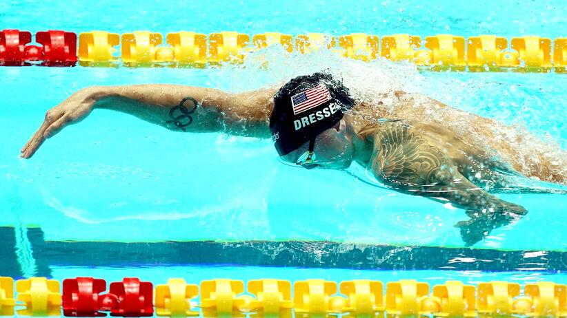 MŚ w pływaniu: Michael Phelps traci rekordy, niesamowity wynik Dressela i 17-latki