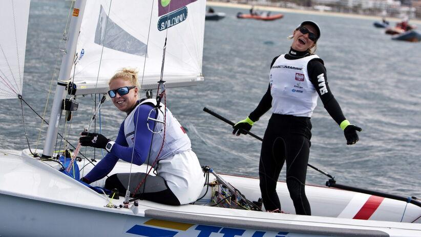 MŚ w żeglarstwie: Skrzypulec i Mrózek Gliszczynska ze złotym medalem