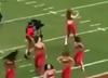 Na Sportowo: Kamerzysta staranował cheerleaderkę [WIDEO]