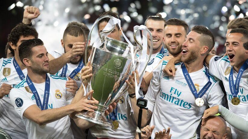 Zwycięzca LM Real Madryt znalazł się dopiero na 3. miejscu