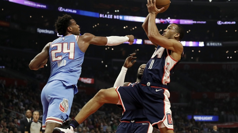 Zwycięstwo Clippers z Kings