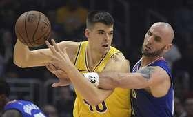 Clippers przegrali z Lakers