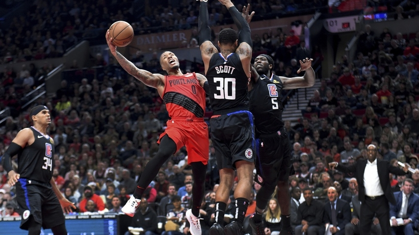 Clippers - Trail Blazers