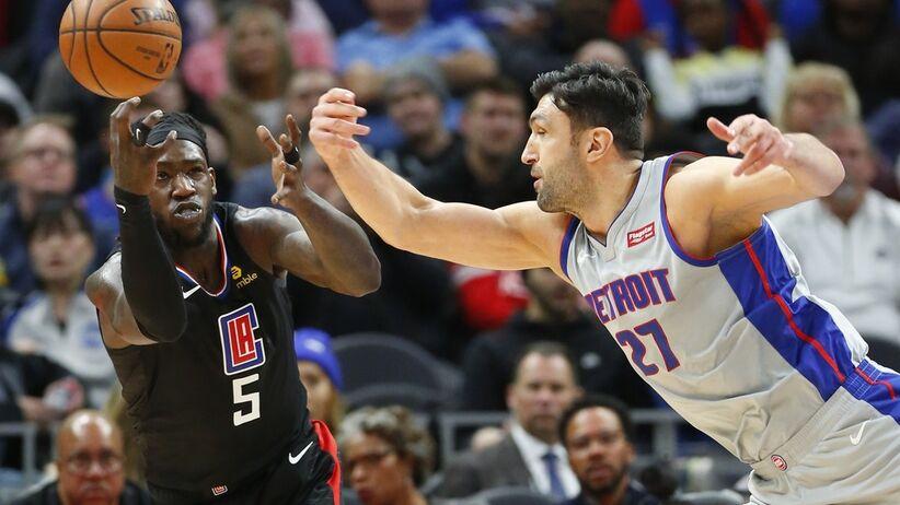 Clippers pokonali Pistons