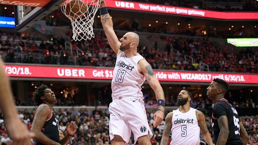 Marcin Gortat koszykarzem LA Clippers