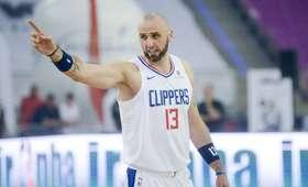 NBA: Dwa punkty Gortata, Clippers wygrywa w derbach Los Angeles