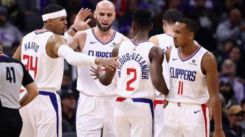 Marcin Gortat i Clippers