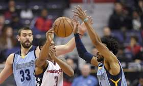 Wizards - Grizzlies