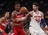 Wizards - Knicks