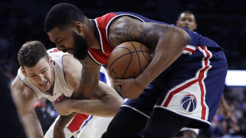 Wizards - Pistons