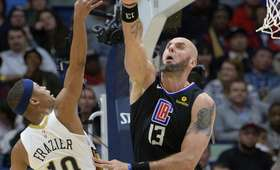 Clippers - Pelicans