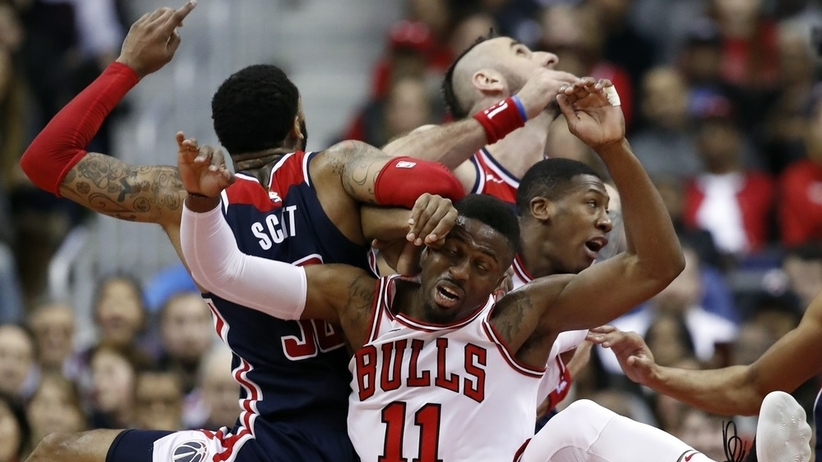 Wizards - Bulls
