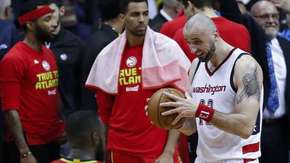 NBA: Dwa punkty Gortata. Wizards awansowali do drugiej rundy