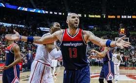 NBA: Cztery punkty Gortata. Wygrana Wizards