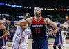 NBA: Symboliczny wkład Gortata w wygraną Wizards