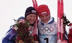 Olga Danilova i