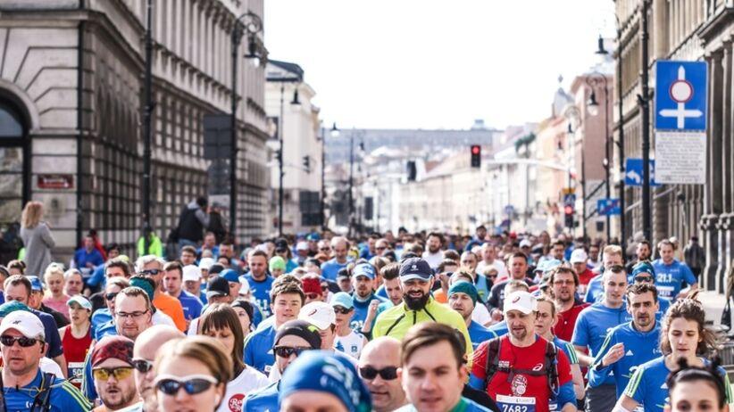 Półmaraton Warszawski 2019 - TRASA, zapisy, pakiet startowy, data [INFORMATOR]