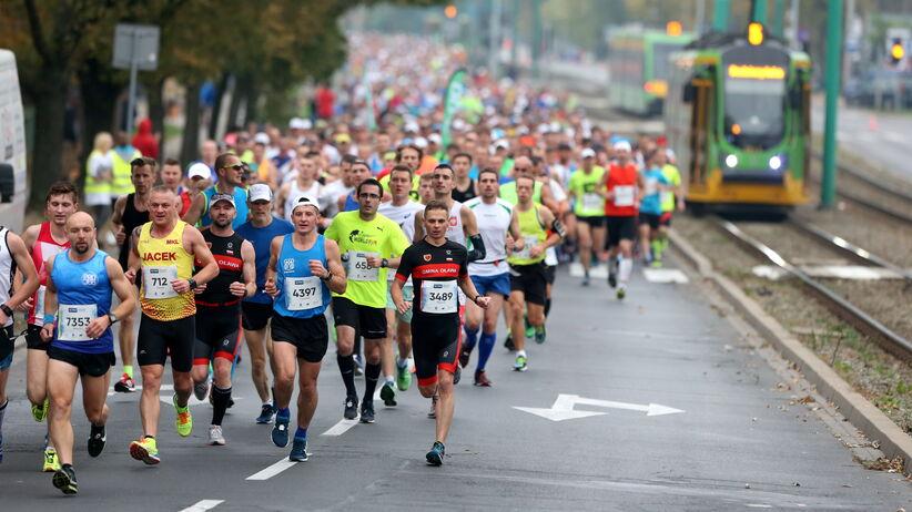 Poznań Maraton. Zmarł jeden z uczestników