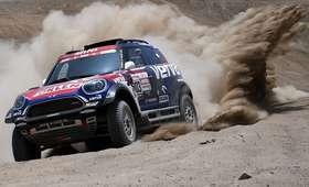 Jakub Przygoński trzeci na pierwszym etapie Rajdu Dakar