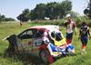 wypadek w Rajdzie Polski