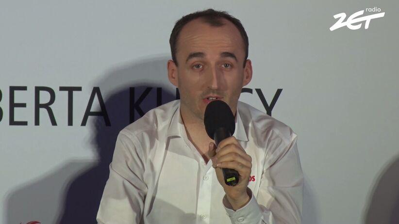 Robert Kubica: Bywa tak, że siedzę na torze do północy [WIDEO]