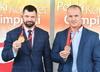 Sztangiści Kołecki i Dołęga odebrali medale olimpijskie