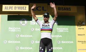 Pete Sagan wygrał 13. etap TdF 2018