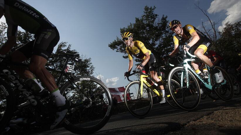 Greg van Avermaet liderem TdF 2018 po 10. etapie
