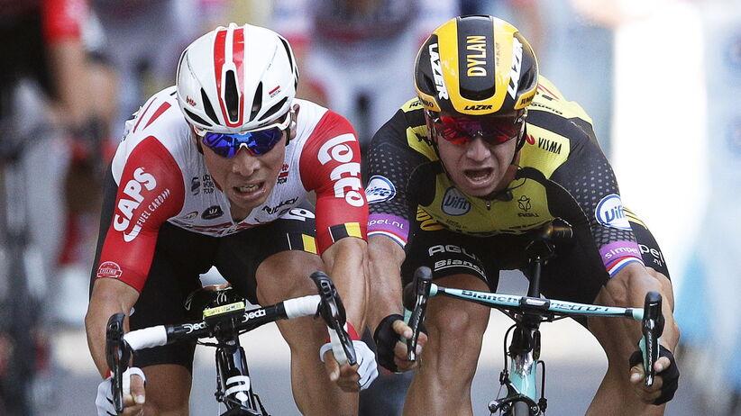 Caleb Ewan wygrał 11. etap Tour de France