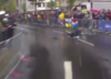 TdF: Fatalny początek wyścigu. Hiszpan uderzył głową w barierki [WIDEO]