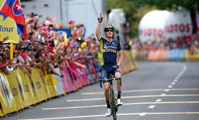 Tour de Pologne: Zwycięstwo Haiga, Majka ósmy, klęska Sagana