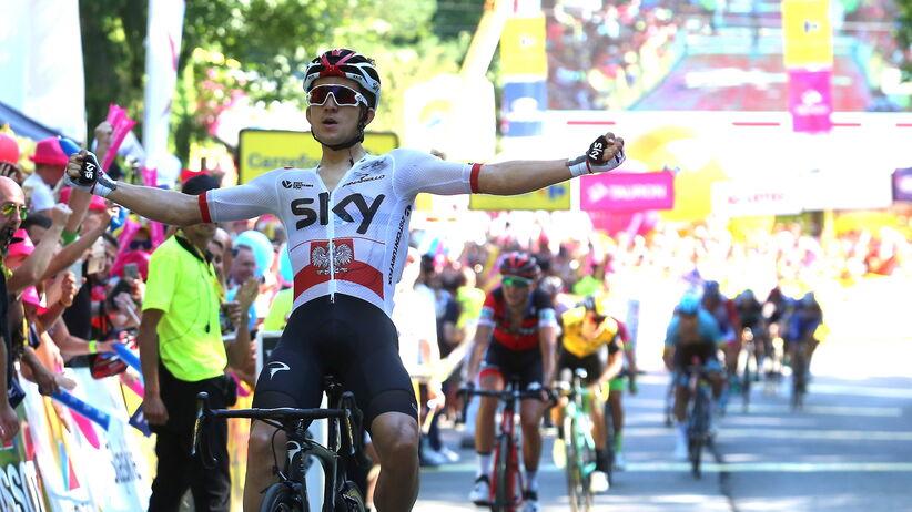 Michał Kwiatkowski wygrał 4. etap TdP