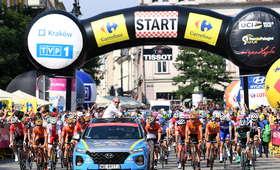 Czesław Lang Tour de Pologne
