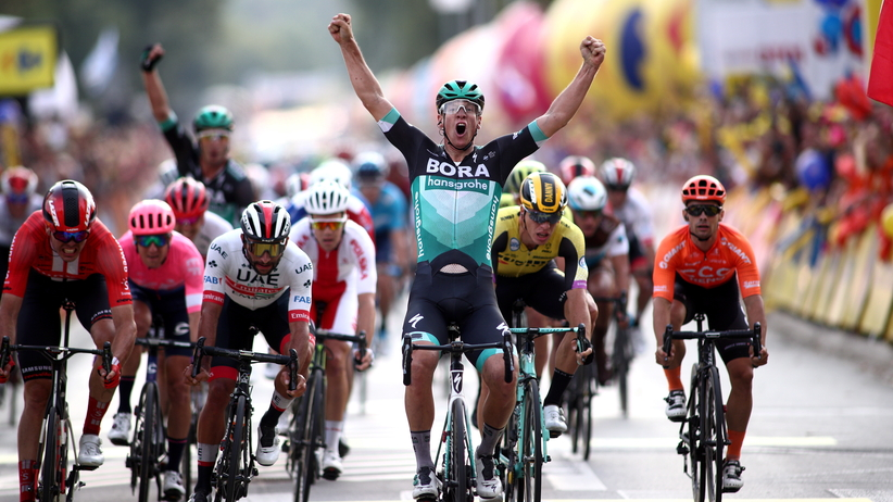 Pascal Ackermann na Tour de Pologne