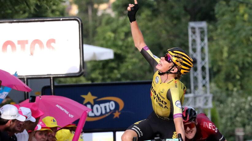 Jonas Vingegaard wygrał 6. etap TdP 2019
