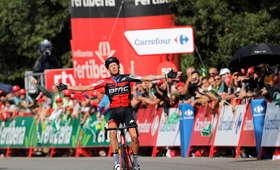 Alessando De Marchi wygrał 11. etap VaE