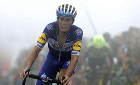 Vuelta a Espana: Mas wygrał etap, dobra walka Kwiatkowskiego i Majki