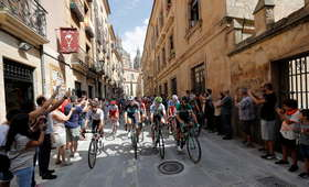 Viviani wygrał 10. etap Vuelta a Espana