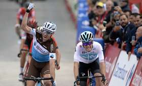 Alexandre Geniez wygrał 12. etap Vuelty
